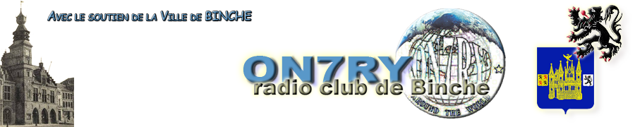 ON7RY - Radio Club de Binche